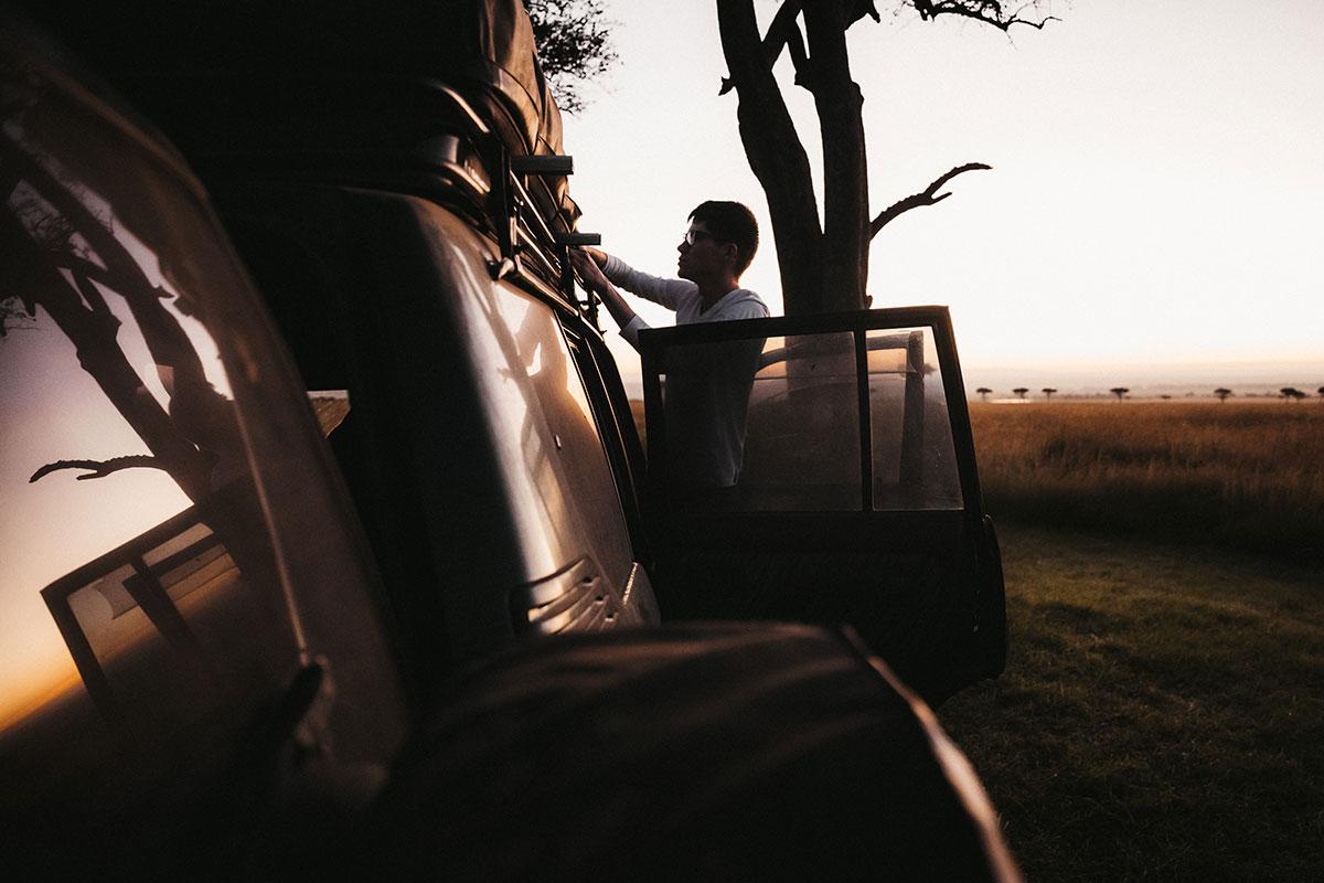 Tag 5 - Ein langer Weg in die Masai Mara 14