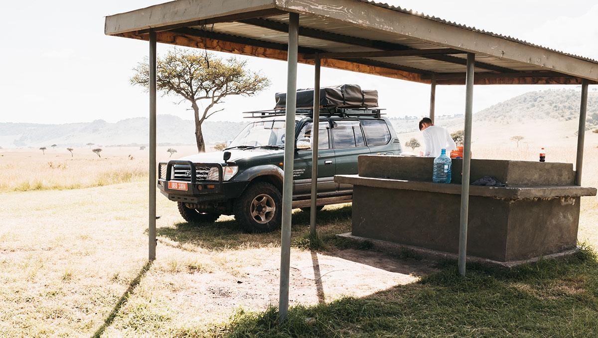 Tag 6 - Safari durch die Masai Mara 10
