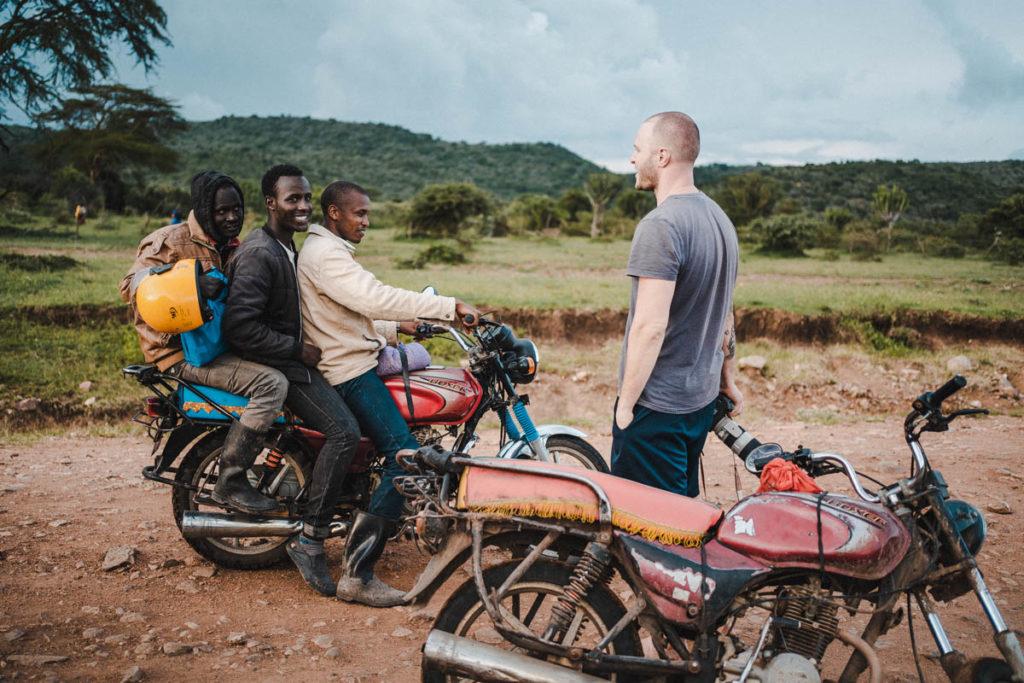 Tag 5 - Ein langer Weg in die Masai Mara 12