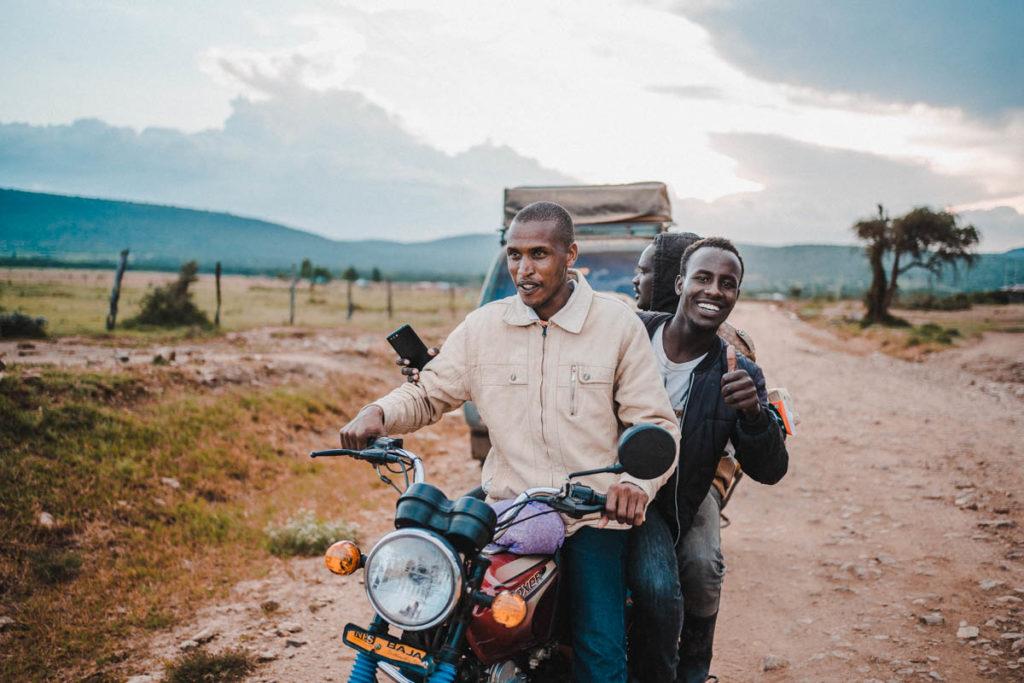 Tag 5 - Ein langer Weg in die Masai Mara 11