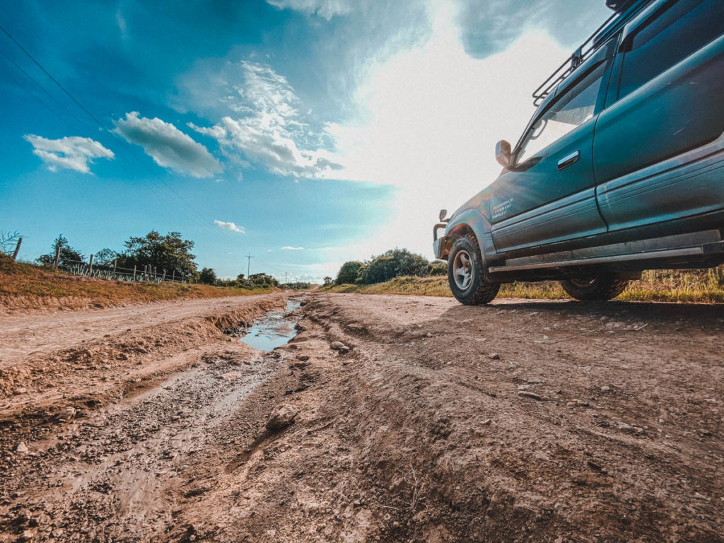 Tag 5 - Ein langer Weg in die Masai Mara 10
