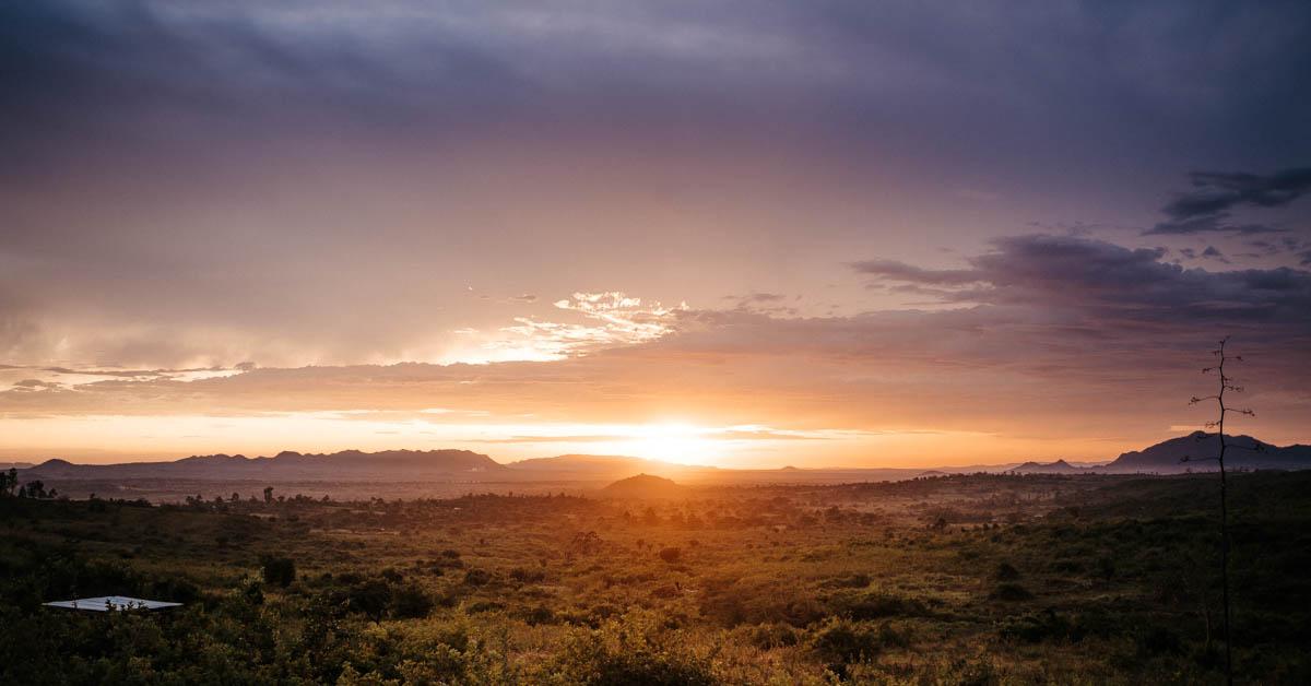 Das war Afrika