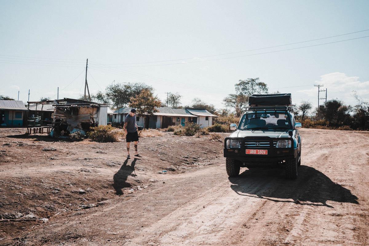Tag 5 – Ein langer Weg in die Masai Mara